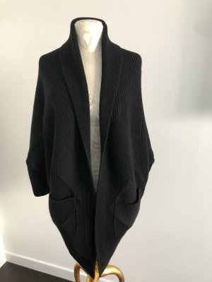 Wolford Coarse Knitted Jacket black
