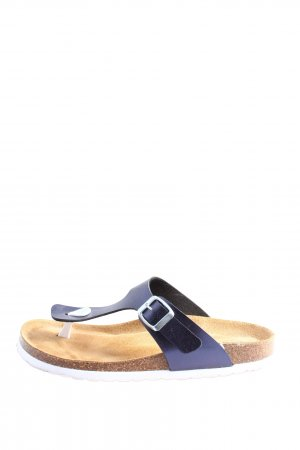 BIO life Dianette Sandals blue-brown casual look