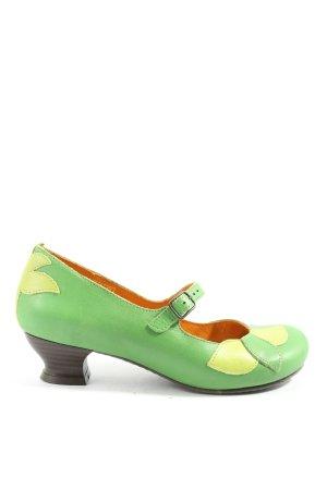 Biostep Tacones Mary Jane verde look casual