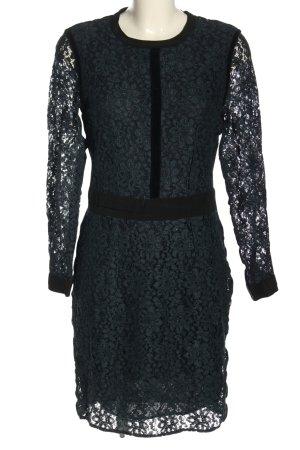 Birger et Mikkelsen Lace Dress black-blue casual look