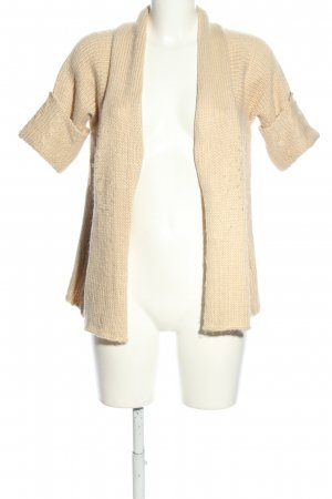 Birger et Mikkelsen Knitted Cardigan natural white casual look