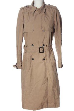Birger et Mikkelsen Between-Seasons-Coat nude casual look