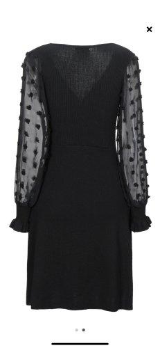 Brigitte Bardot Midi-jurk zwart