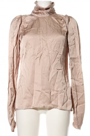 Birgitte Herskind Glanzbluse pink Business-Look