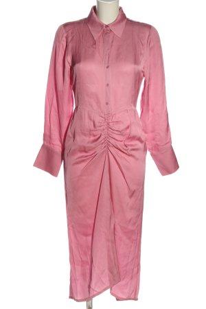 Birgitte Herskind Koszulowa sukienka różowy W stylu casual
