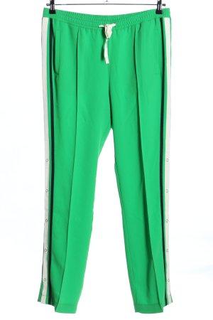 Birgitte Herskind Stoffen broek groen casual uitstraling