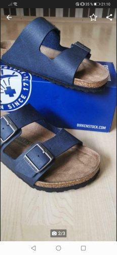 Birkenstock Comfort Sandals dark blue