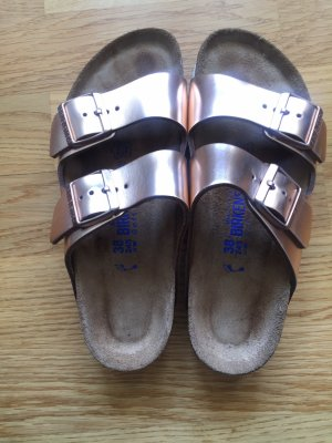 Birkenstock Arizona Copper metallic