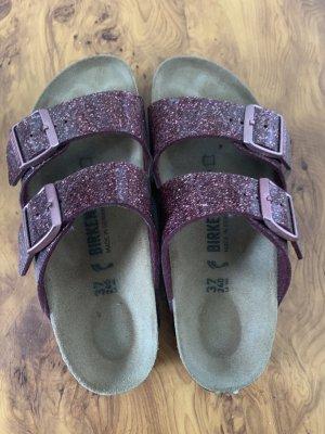 Birkenstock Comfortabele sandalen roze