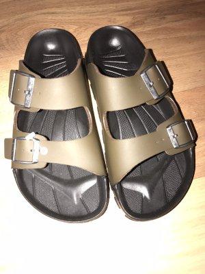 Birkenstock Birkis Schuhe Sandalen 38