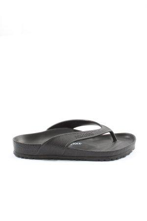 Birkenstock Sandalo infradito grigio chiaro stile casual