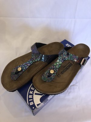 Birkenstock Flip-Flop Sandals multicolored