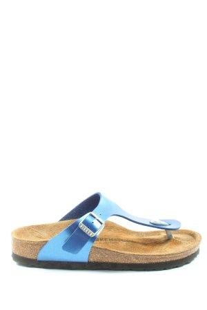 Birkenstock Comfort Sandals blue casual look