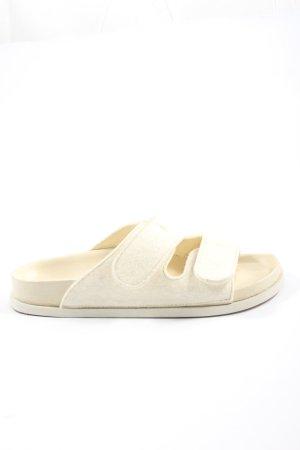 Birkenstock Comfort Sandals white casual look