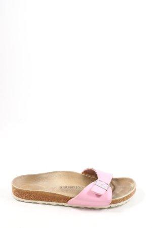 Birkenstock Komfort-Sandalen pink Casual-Look