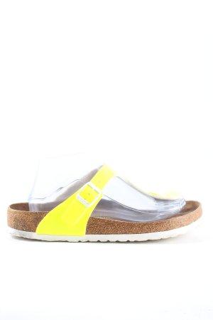 Birkenstock Comfort Sandals brown-primrose casual look