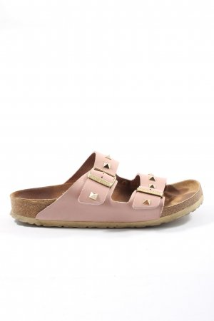 Birkenstock Comfortabele sandalen roze casual uitstraling