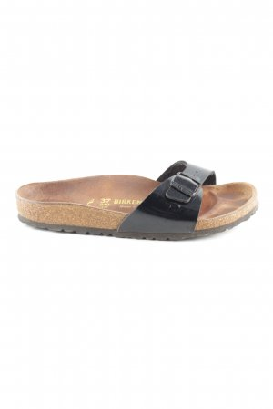 Birkenstock Comfort Sandals black casual look