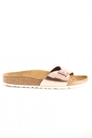 Birkenstock Sandalo comodo crema stile casual