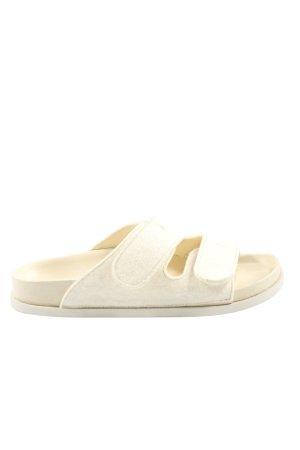 Birkenstock Wygodne sandały biały W stylu casual