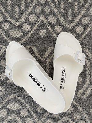 Birkenstock Beach Sandals white
