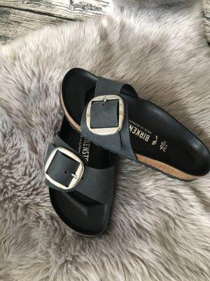 Birkenstock Comfortabele sandalen zwart
