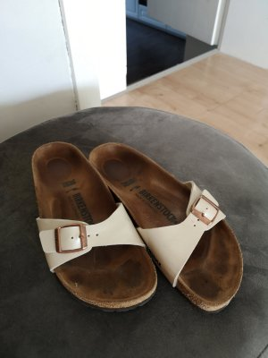 Birkenstock Mules black-cream