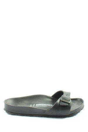 Birkenstock Sandały outdoor czarny W stylu casual
