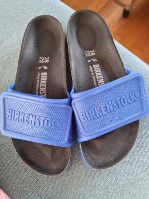 Birkenstock Wygodne sandały niebieski