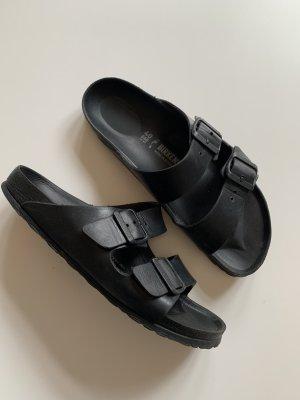 Birkenstock Sandalias de tiras negro