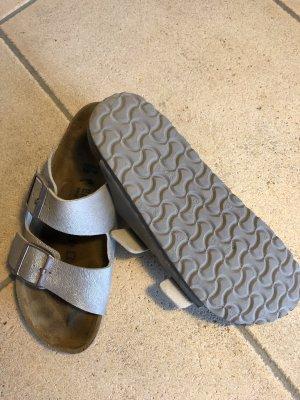 Birkenstock Sandalen met bandjes veelkleurig