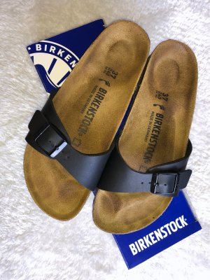 Birkenstock Strapped Sandals black