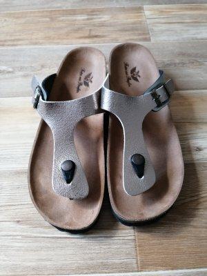 Birkenstock Outdoor Sandals bronze-colored