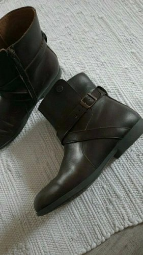Birkenstock Stiefeletten Gr. 40 schmales Fußbett