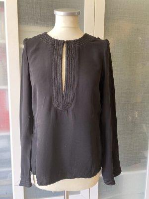 Biscote Tunique-blouse noir