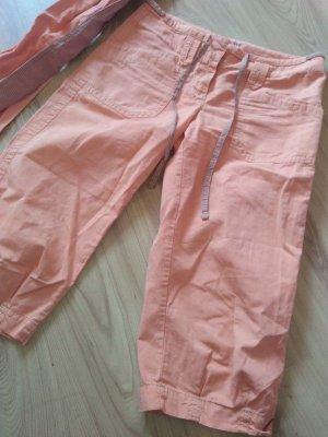 Murphy & nye Pantalone a 3/4 albicocca-arancione chiaro Cotone