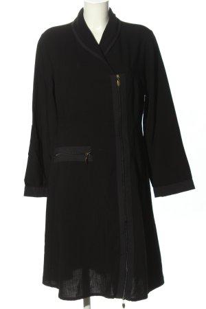 Bitte Kai Rand Koszulowa sukienka czarny W stylu casual