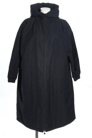 Bitte Kai Rand Winterjas zwart casual uitstraling