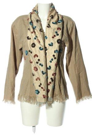 Bitte Kai Rand Wool Jacket flower pattern casual look