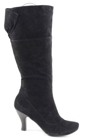 Biviel Heel Boots black business style