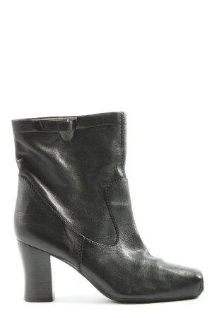 Biviel Slip-on Booties black business style