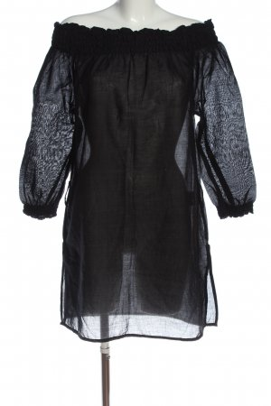 Bixby & Jade Carmen Blouse black casual look