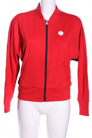 Björn Borg Sports Jacket red printed lettering casual look