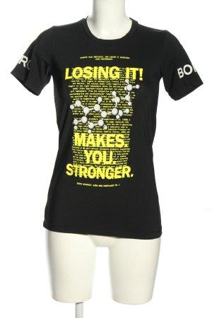 Björn Borg Sports Shirt themed print casual look