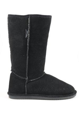 Bjorndal Botas de nieve negro look casual
