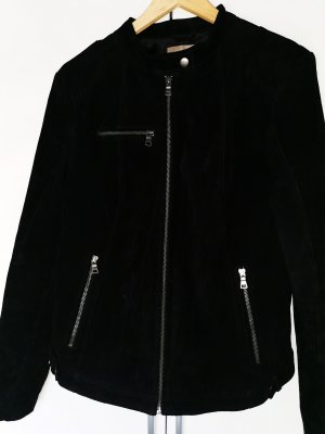 Orsay Giacca in pelle nero