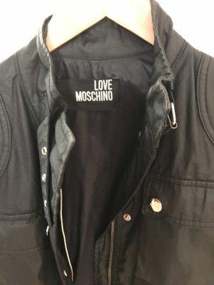 Love Moschino Windjack zwart