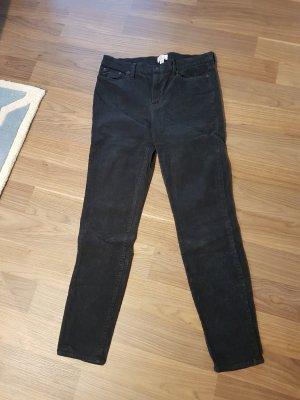 J.crew Pantalon en velours côtelé noir
