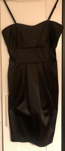 Black dress Seiden look
