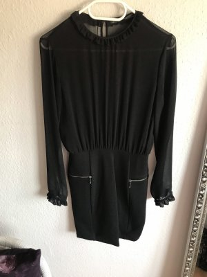 Black dress Zara super schön Elegant Edel